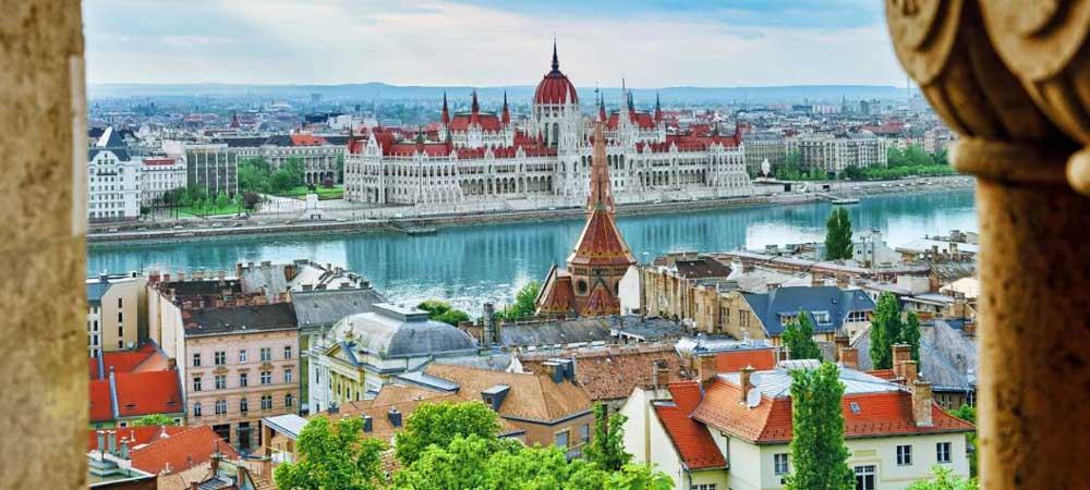 Alojamientos baratos en Budapest