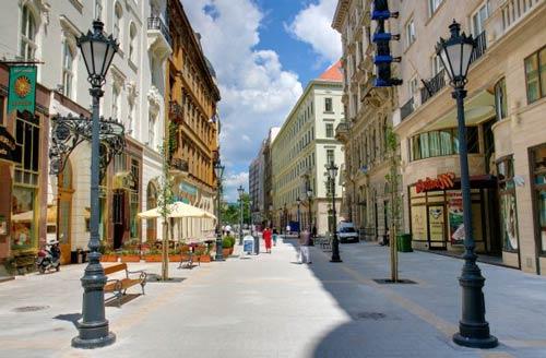 Dónde alojarse en el centro de Budapest