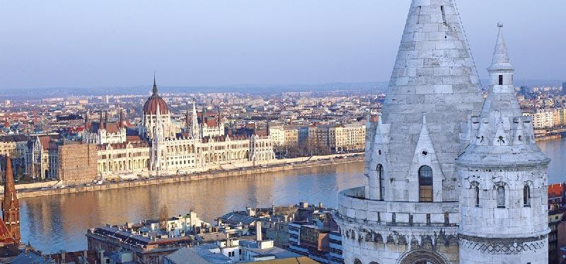 La zona cercana al Budavàr, una de las mejores zonas donde dormir en Budapest