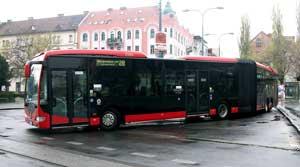 paradas de autobús