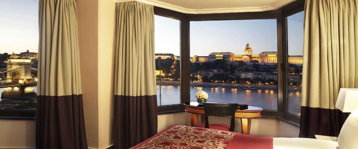 Zonas donde alojarse en Budapest