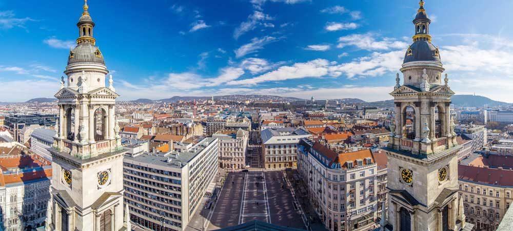 Budapest en tres días