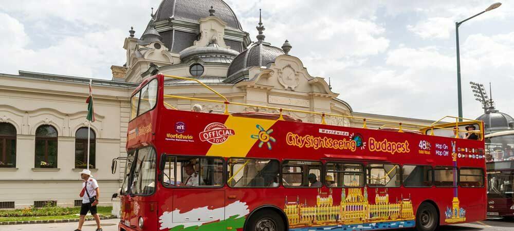 Bus Turístico Budapest