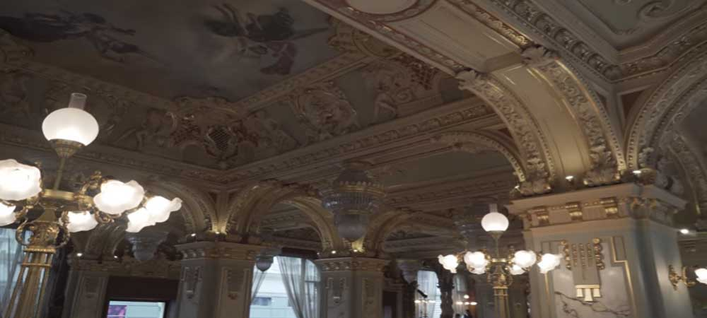Café New York de Budapest