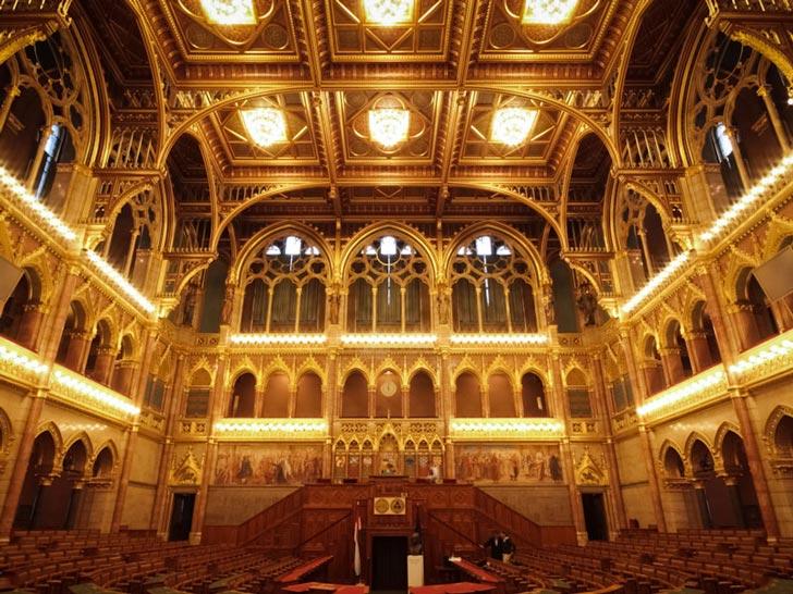 Cámara Alta del Parlamento