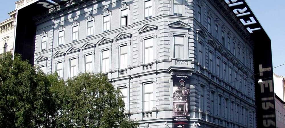 Casa del Terror de Budapest