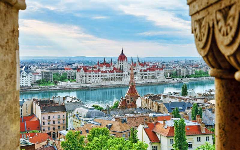 Visitar el Centro Histórico de Budapest