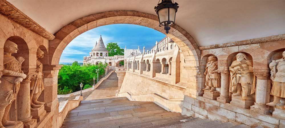 Centro Histórico Budapest