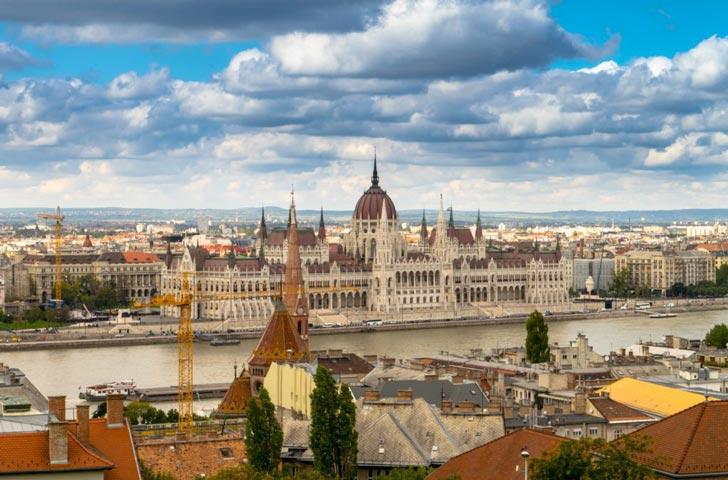 Alojarse en Budapest Barato