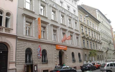Easy hotel Budapest Oktogon