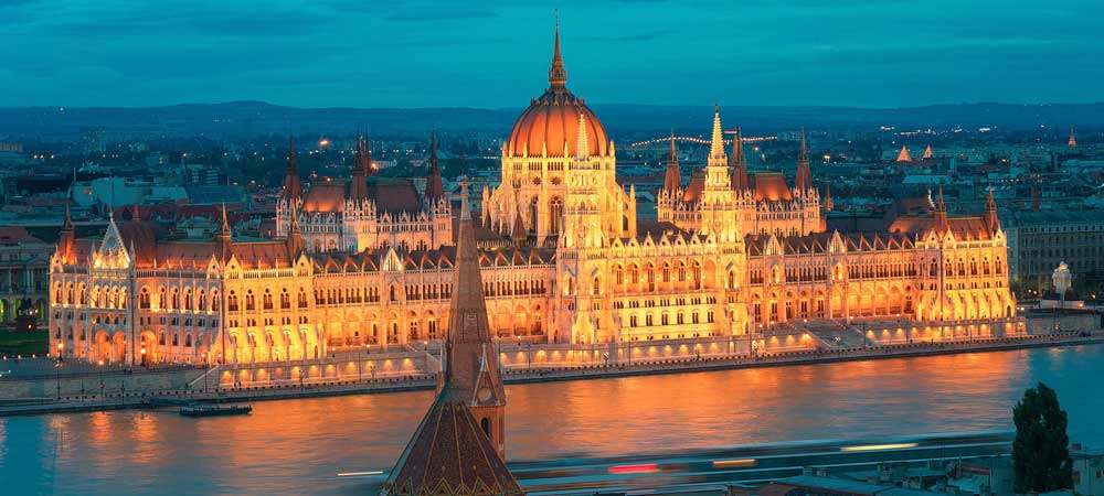 tickets parlamento budapest