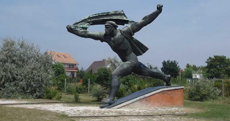 Parque de las Estatuas Comunista de Budapest