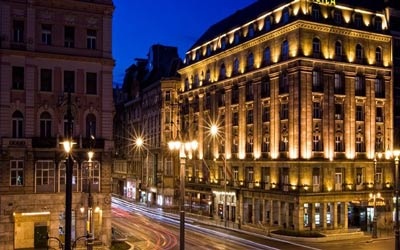 Danubius Hotel Astoria Budapest
