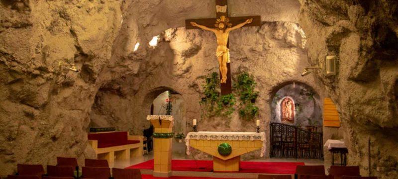 Iglesia Rupestre