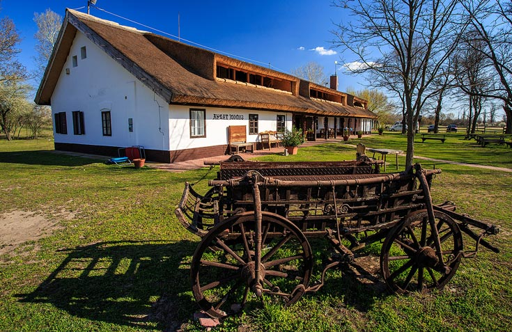 Parque Nacional Kiskunság