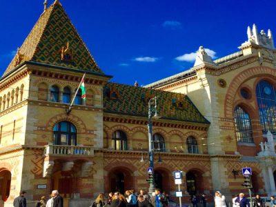 El mercado más grande de Budapest