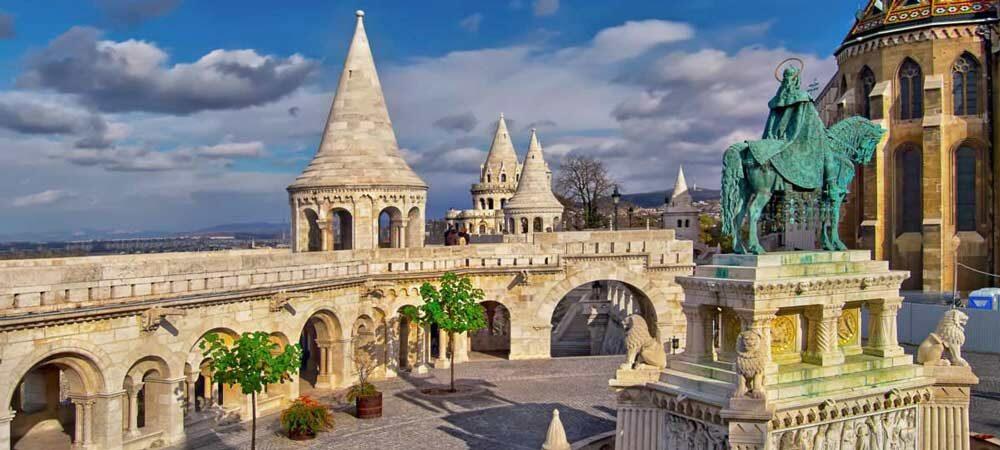 Monumentos y atractivos turísticos de Budapest