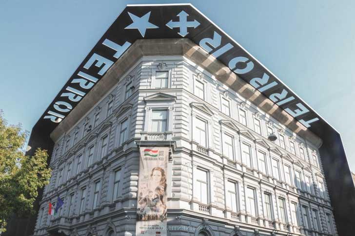 Museo del terror de Budapest