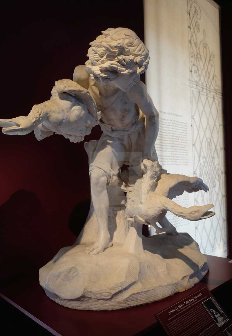 Obras de arte en el Museo de Historia