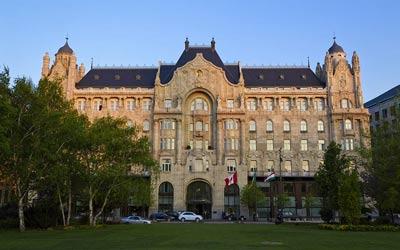 Palacio Gresham en Budapest