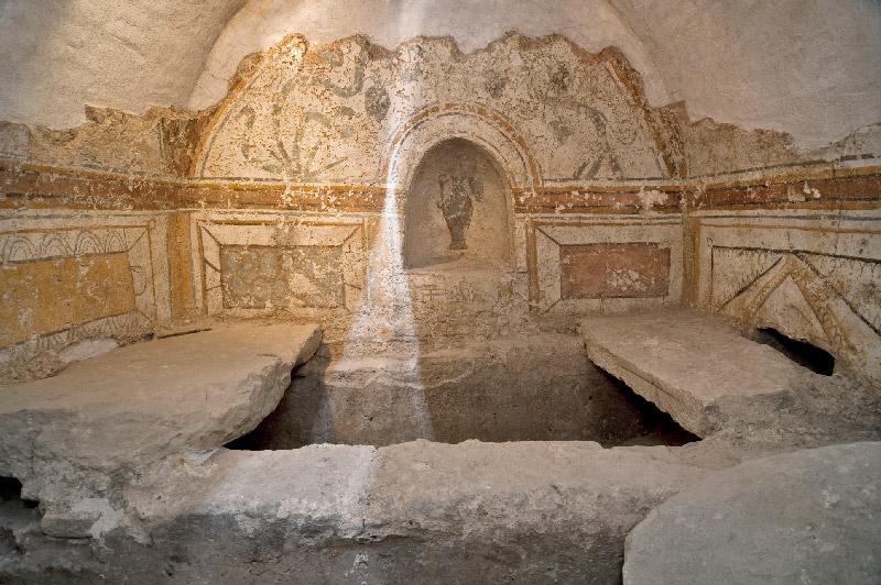 Necrópolis Paleocristiana Pécs hungria