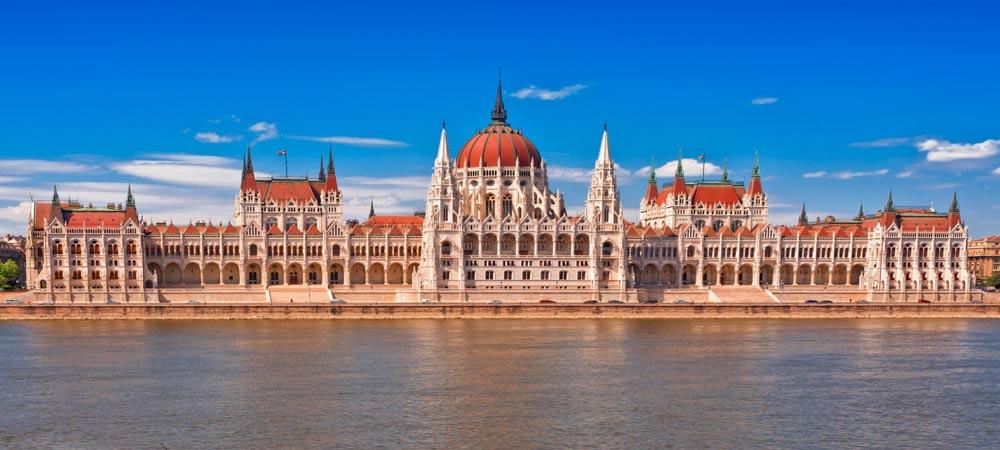 Parlamento de Budapest, Edificio en Budapest, Hungría