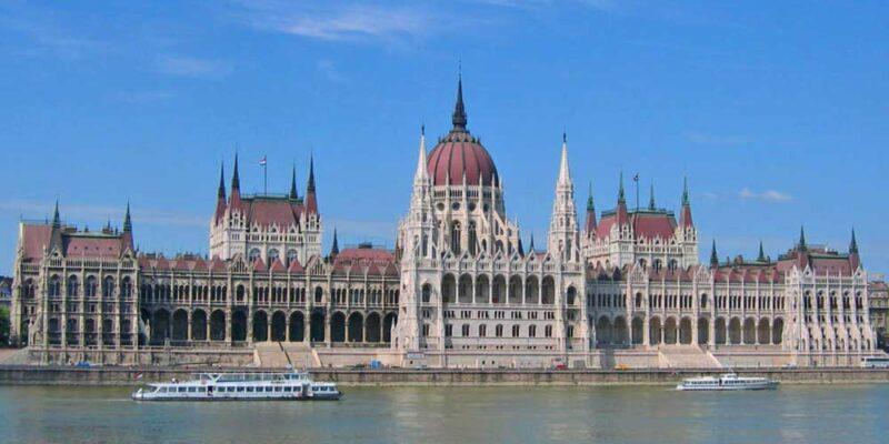 Foto del Parlamento de Budapest