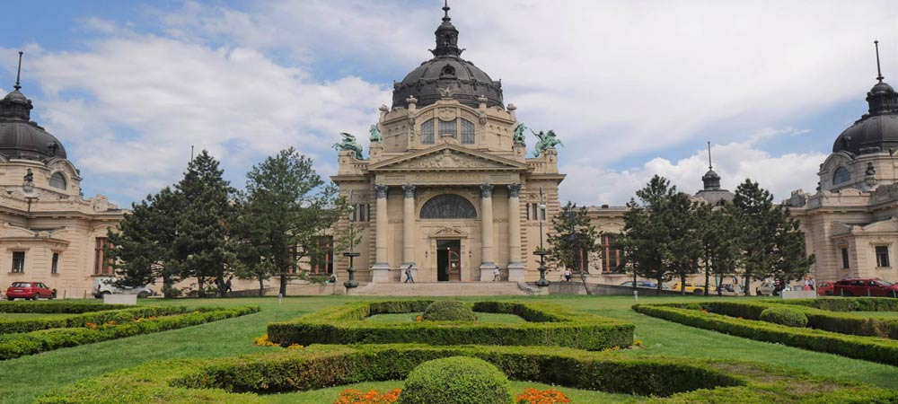 Parque Városliget de Budapest