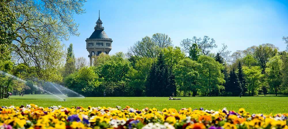 Parques y Jardines en Budapest