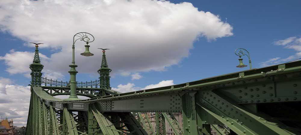 El Puente de la Libertad, Budapest