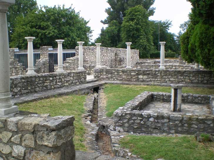 Ruinas de Aquincum