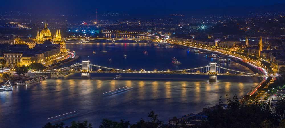 Cómo subir a la ciudadela de Budapest