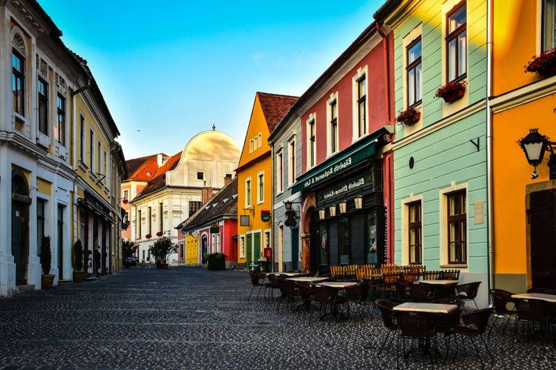 Excursión a Szentendre desde Budapest